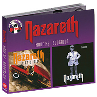 Nazareth Nazareth. Move Me / Boogaloo (2 CD) next move 2 workbook mp3