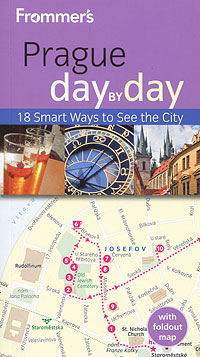 Frommer's Prague: Day by Day one day at a time