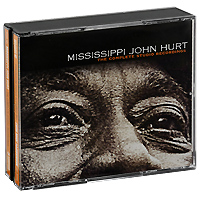 Mississippi John Hurt. The Complete Studio Recordings (3 CD)