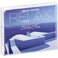 Фото - Blank & Jones Blank & Jones. Relax Edition Five (2 CD) cd led zeppelin ii deluxe edition