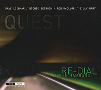 Zakazat.ru Quest. Re-Dial (Live In Hamburg)