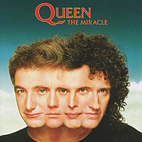 Queen Queen. The Miracle queen queen hot space 180 gr