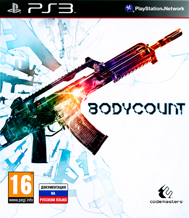 Zakazat.ru Bodycount (PS3)