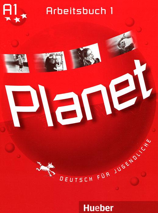 Planet 1: Arbeitsbuch ботинки der spur der spur de034amwiz42