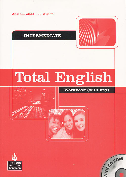 Total English: Intermediate: Workbook: With Key (+ CD-ROM) joe mckenna english result intermediate workbook dvd rom