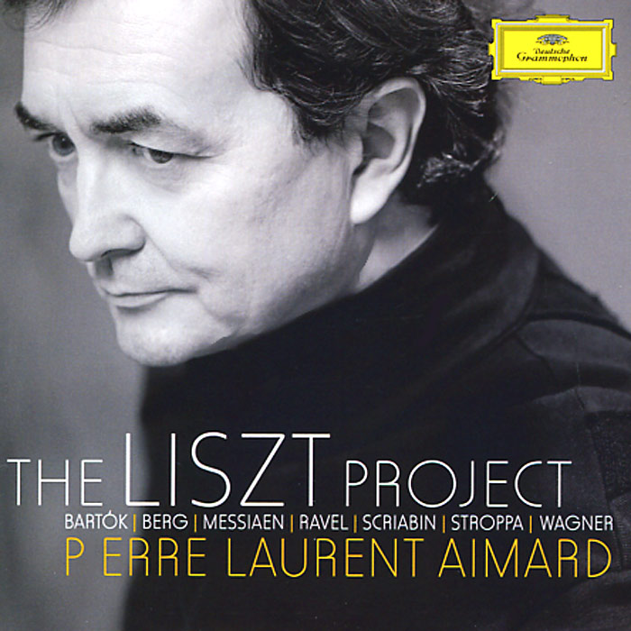 Пьер-Лорен Эймар Pierre-Laurent Aimard. The Liszt Project (2 CD) project plus cd 2