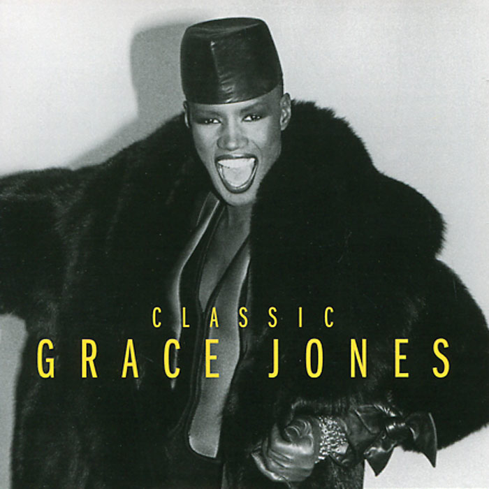 Grace Jones.  Classic Spectrum Music,ООО