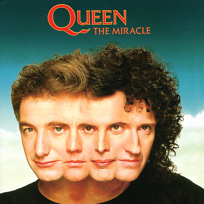 Queen Queen. The Miracle. Deluxe Edition (2 CD) chigu 48 мм