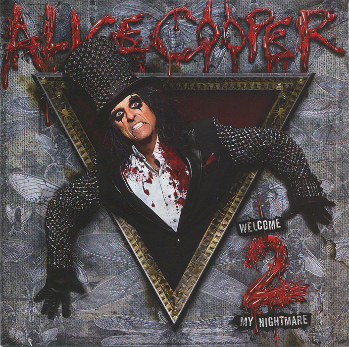 Элис Купер Alice Cooper. Welcome 2 My Nightmare thomas love peacock nightmare abbey