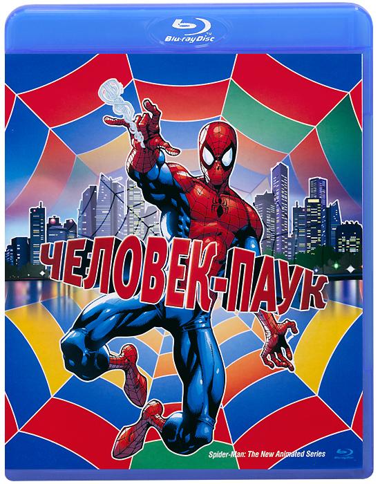 Человек-Паук (Blu-ray) лицензионные фильмы на blu ray купить