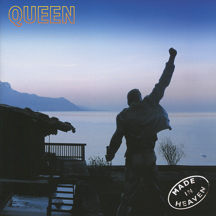 Queen Queen. Made In Heaven. Deluxe Edition (2 CD) queen queen on air 2 cd