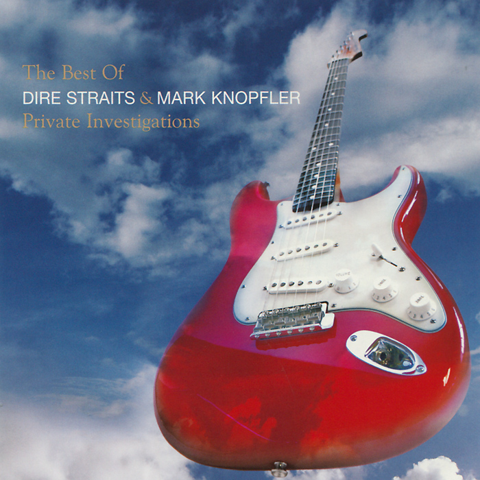Dire Straits,Марк Нопфлер Dire Straits & Mark Knopfler. The Best Of Dire Straits & Mark Knopfler. Private Investigations (2 CD) виниловая пластинка dire straits making movies