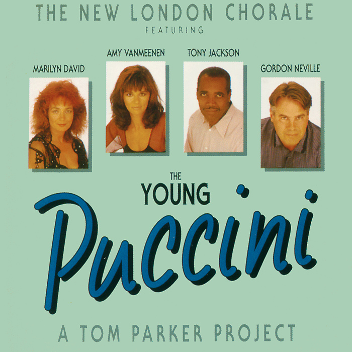 The New London Chorale The New London Chorale. The Young Puccini цена 2017