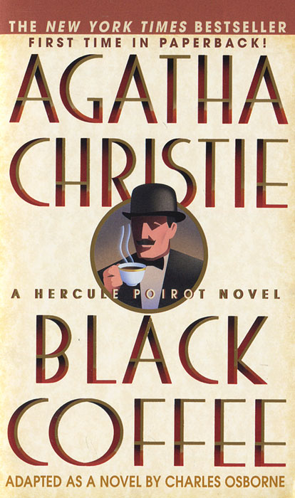 little grey cells the quotable poirot Black Coffee