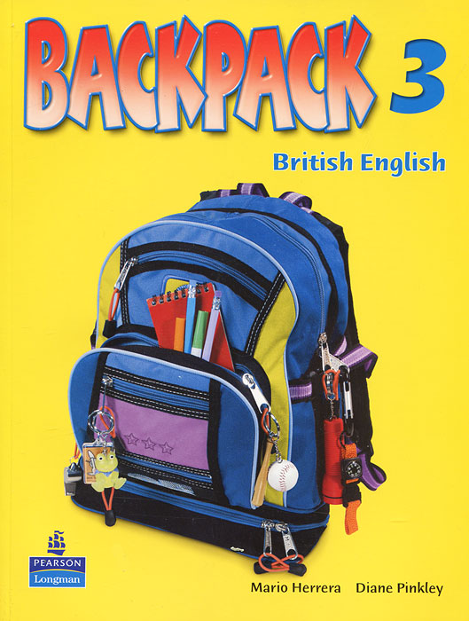 Backpack 3: British English cambridge young learners english flyers 5 answer booklet