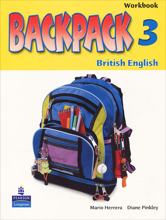 Backpack 3: British English: Workbook cambridge young learners english flyers 5 answer booklet