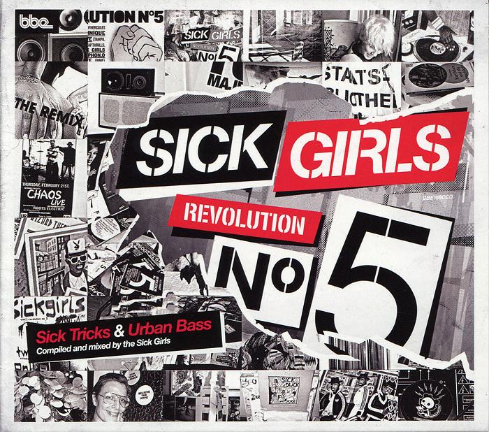 Содержание:           01.   Sick Girls - It's An Intro                02.   La Diamond - Bounce                03.   Ida Baobinga - Raise Riddim                04.   Kraddy - Android Pom                05.   Sick Gins - Revolution №5 (Interlude)                06.   Tricky D - Latin Seed                07.   Solly - Shawty Swing                08.   Shunda K - Stoopid                09.   Conan Liquid - One Time For Your Mind (Sick Girls Edit)                10.   Natalie Storm - Play Di Ting (Heatwave Reftx)                11.   Dirty Beats - Carnival Trip                12.   Sticky - Jumeirah Riddim Sequel                13.   Mumdance - Kerplunk! Mk1                14.   Demos - The Dirty Way                15.   Untold - Bad Girls                16.   So Solid Feat. Megaman & Tiger S - Ride Wit Us                17.   Suncycle Feat. Mavado - No More (Redlight & Toddla T Remix)                18.   Sick Girls - Check Your Head Interlude                19.   Sick Girls - V-Skank                20.   Headhunter - Sex At The Prom                21.   Dj Slugo - Doom Doom Doom                22.   Joy Orbison - The Shrew Would Have Cushioned The Blow                                01.   Joy Orbison - The Shrew Would Have Cushioned The Blow                02.   Tricky D - Latin Seed                03.   Solly - Shawty Swing                04.   Shunda К - Stoopid                05.   Conan Liquid - One Time For Your Mind (Sick Girls Edit)                06.   Natalie Storm - Play Di Ting (Heatwave Refix)                07.   Sticky - Jumeirah Riddim Sequel                 08.   Sick Girls - V-Skank                09.   So Solid Feat. Megaman & Tiger S - Ride Wit Us                10.   Suncyde Feat. Mavado - No More (Redlight & Toddla T Remix)                11.   Mumdance - Kerplunk! MK1                12.   Demos - The Dirty Way                13.   Id & Baobinga - Raise Riddim                14.   La Diamond - Bounce                15.   Kraddy - Android Pom      