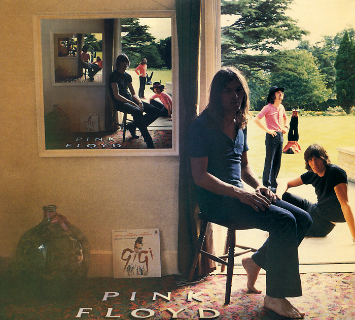 Pink Floyd Pink Floyd. Ummagumma (2 CD) cd pink floyd more