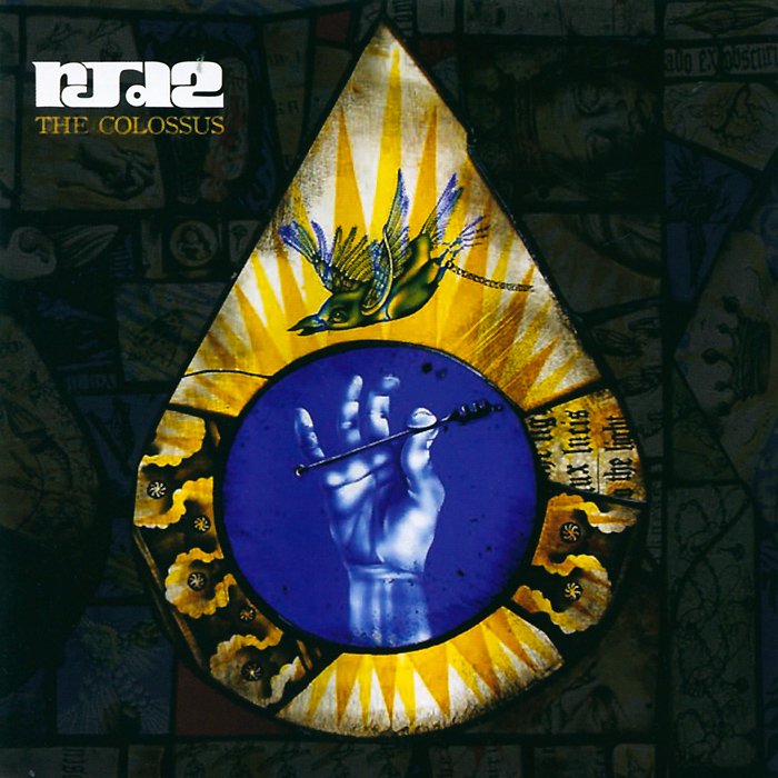 RJD2 RJD2. The Colossus connections