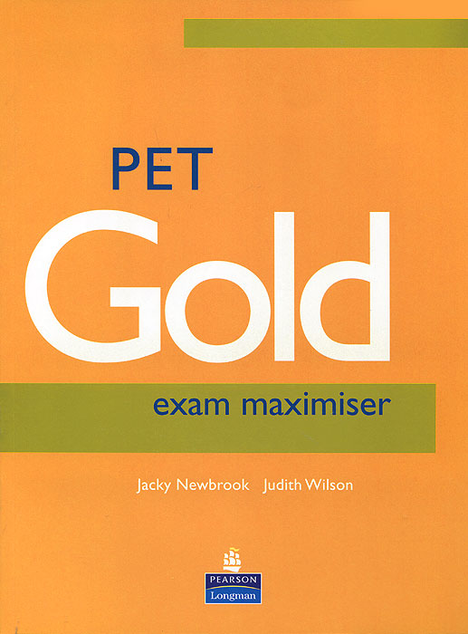Фото - PET Gold Exam Maximiser random house webster s grammar usage and punctuation
