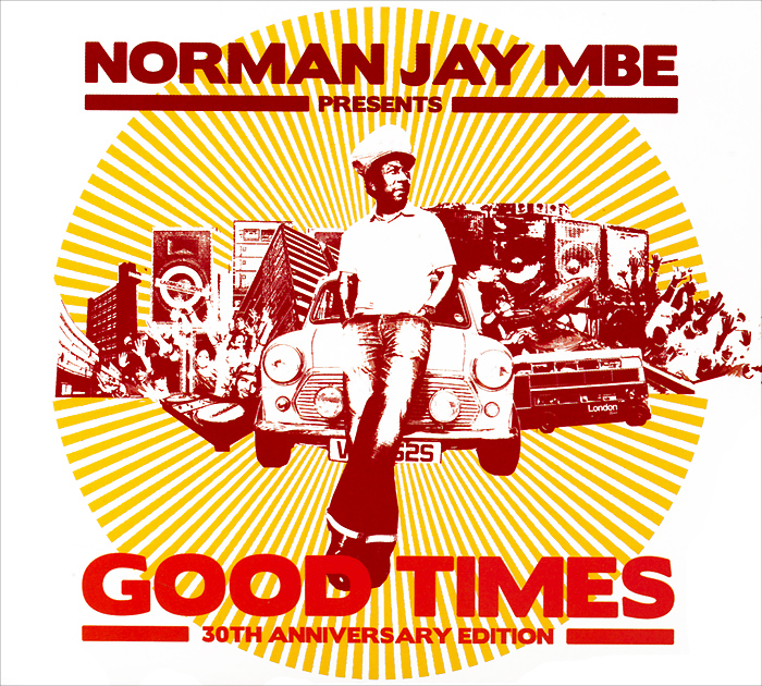 Norman Jay MBE Presents. Good Times. 30th Anniversary Edition kingsun adjustable front pillow ball top strut mounting plate upper strut mounts camber
