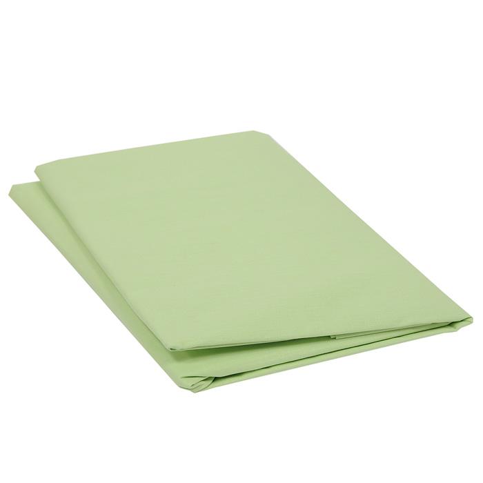 "Простыня на резинке ""Style"", цвет: зеленый, 160 см х 200 см, Primavelle"