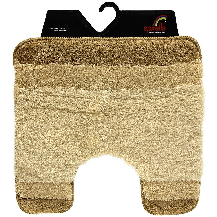 Коврик Balance, цвет: бахам, 55 х 55 см1009235Коврик Balance выполнен из акрила высокого качества. Прорезиненная основа коврика позволяет использовать его во влажных помещениях, предотвращает скольжение коврика по гладкой поверхности, а также обеспечивает надежную фиксацию ворса. Коврик добавит тепла и уюта в ваш дом. Хорошо переносит машинную стирку и отжим в центрифугах, а также подходит для полов с подогревом. Характеристики:Материал: 100% акрил. Размер:55 см х 55 см. Производитель: Швейцария. Изготовитель: Китай. Артикул: 1009235.