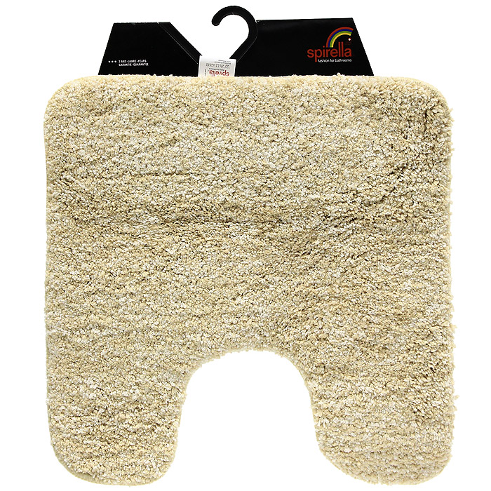 Коврик Gobi, цвет: светло-бежевый, 55 х 55 см1012514Коврик Gobi светло-бежевого цвета выполнен из полиэстера высокого качества. Прорезиненная основа коврика позволяет использовать его во влажных помещениях, предотвращает скольжение коврика по гладкой поверхности, а также обеспечивает надежную фиксацию ворса. Коврик добавит тепла и уюта в ваш дом. Характеристики:Материал: 100% полиэстер. Размер:55 см х 55 см. Производитель: Швейцария. Изготовитель: Китай. Артикул: 1012514.
