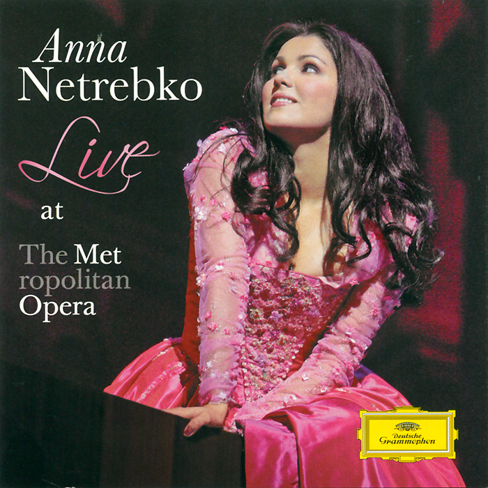 Анна Нетребко,The Metropolitan Opera Orchestra And Chorus Anna Netrebko. Live At The Metropolitan Opera комплектующие для сигнализации metropolitan police 12v2a