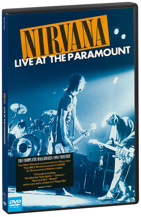 цена на Nirvana: Live At The Paramount