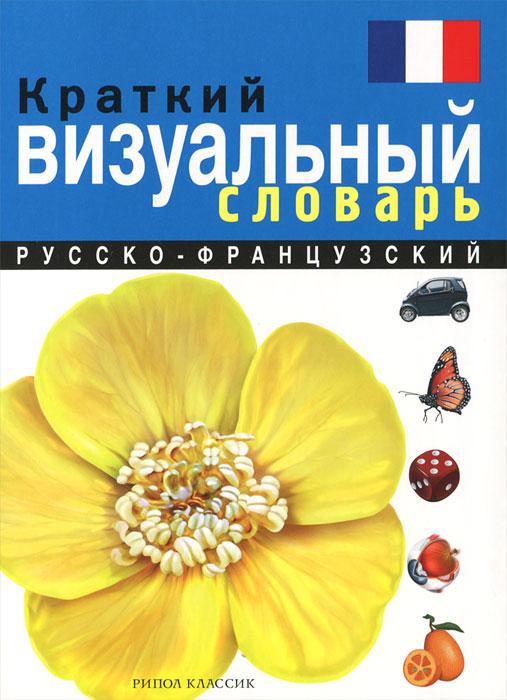 Книга Краткий русско-французский визуальный словарь
