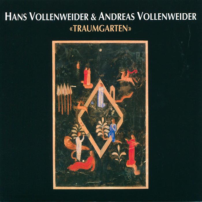 Hans Vollenweider & Andreas Vollenweider. Traumgarten