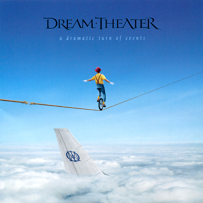 Dream Theater Dream Theater. A Dramatic Turn Of Events cd dream theater train of thought