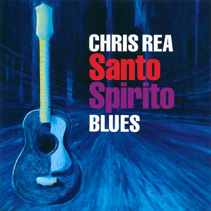 Крис Ри Chris Rea. Santo Spirito Blues футболка print bar show me what you got рик и морти