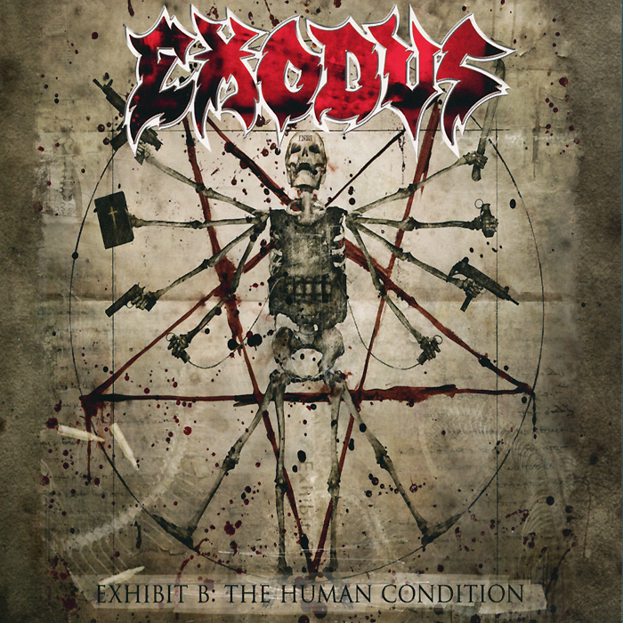Exodus. Exhibit B: The Human Condition. Limited Edition