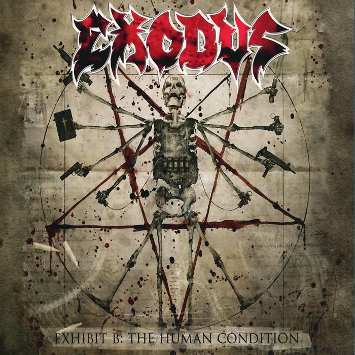 Exodus Exodus. Exhibit B: The Human Condition. Limited Edition wild west exodus mercenary ccle k9 pose 1 sidekick