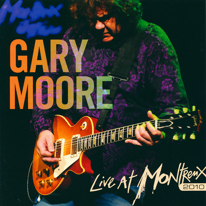 Gary Moore. Live At Montreux gary moore gary moore run for cover