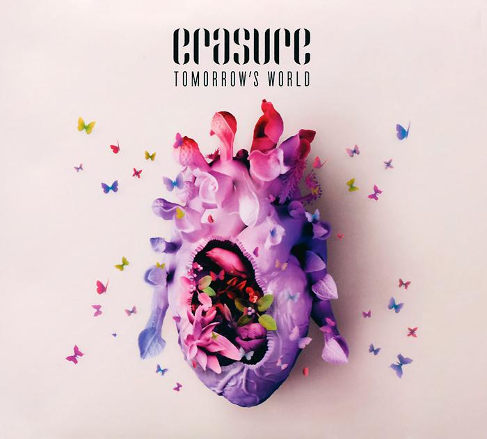 Erasure Erasure. Tomorrow's World erasure vancouver