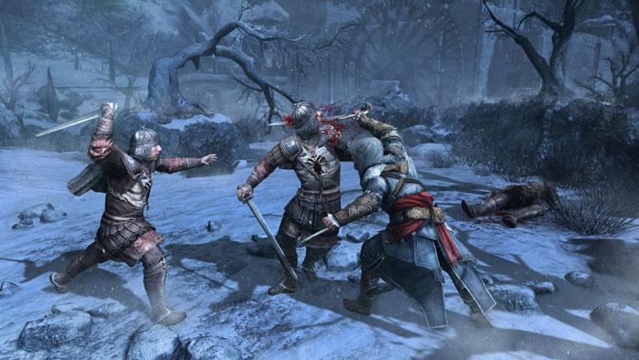 Assassin's Creed: Откровения.  Загружаемые дополнения Ubisoft Entertainment