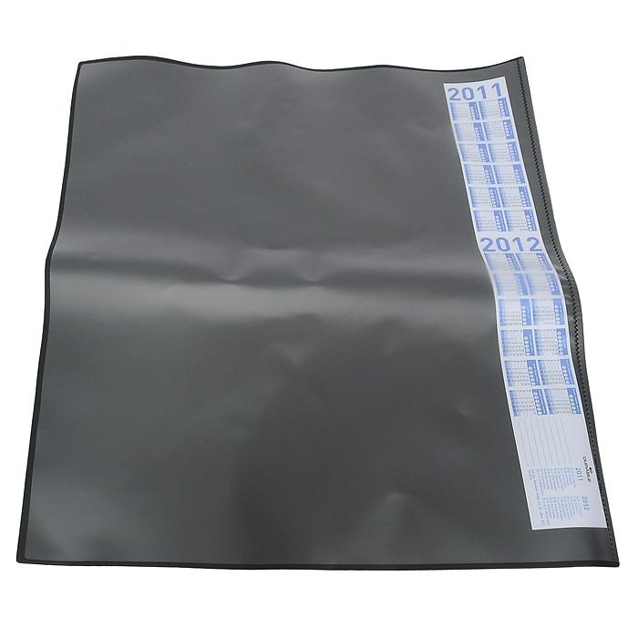 """Настольная подкладка-коврик для письма """"Durable"""" с календарем, в ассорт."""