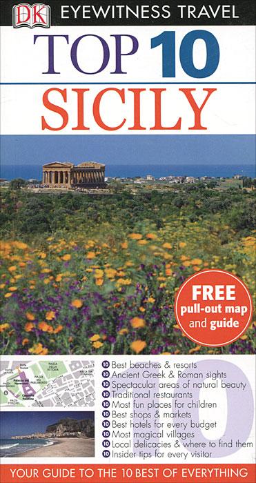 Фото Sicily: Top 10 dk eyewitness top 10 travel guide scotland