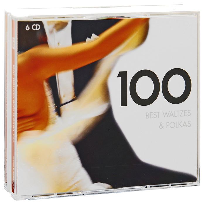 Best Waltzes And Polkas 100 (6 CD)