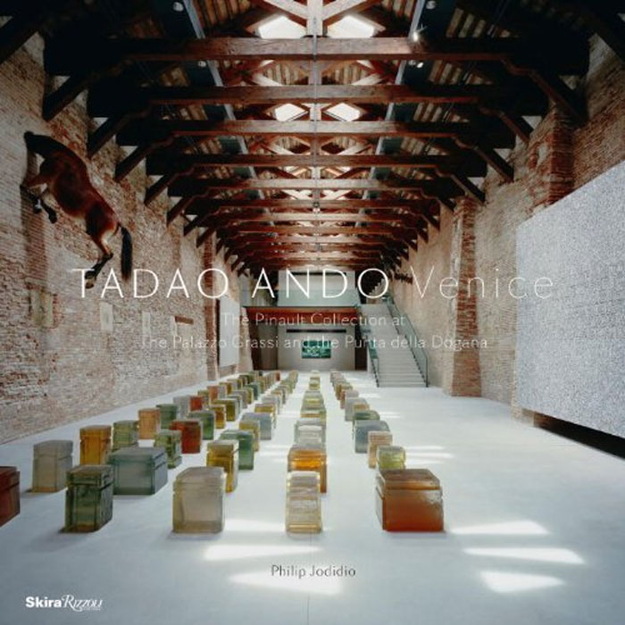 Tadao Ando Venice: The Pinault Collection at the Palazzo Grassi and the Punta Della Dogana nivea дезодорант шариковый заряд утра nivea men 50 мл