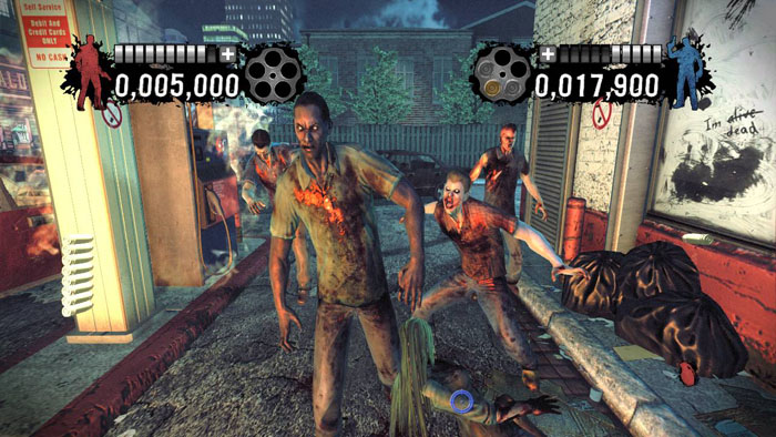 The House of the Dead:  Overkill Extended Cut (PS3) Headstrong Games