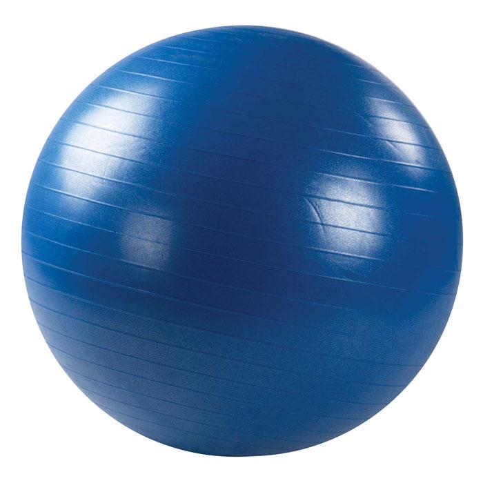 Мяч гимнастический Artist, цвет: синий, 75 смВВ-001РР-30Мяч гимнастический Artist имеет гладкую поверхность. Мяч предназначен для занятий фитнесом, аэробикой, лечебной физкультурой. Тренировки с гимнастическим мячом подходят для всех возрастных категорий, так как они практически полностью исключают нагрузку на позвоночник, суставы и связки. Отлично тренируют сердце, дыхательную систему, вестибулярный аппарат, укрепляют мышцы корпуса, развивают координацию движений, способствуют формированию правильной осанки. Различные комплексы упражнений с гимнастическим мячом сейчас очень популярны во всем мире. Занятия с использованием гимнастического мяча идеально подходят для проработки и укрепления мышц спины, живота, рук и ног, а также подготовки беременных женщин к родам. Характеристики:Материал: ПВХ.Диаметр мяча: 75 см.Максимальная нагрузка: 80 кг.Артикул: ВВ-001РР-30.Производитель: Китай. Мяч поставляется в сдутом виде. Насос в комплект не входит.