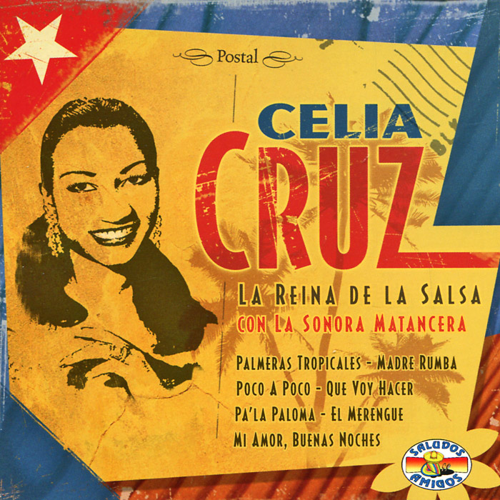 Селия Круз Celia Cruz. La Reina De La Salsa la maldicion de la reina leonor
