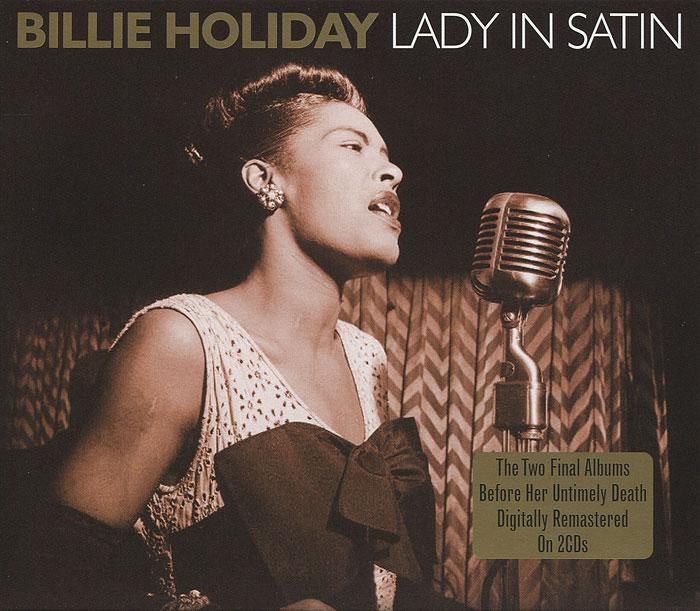 Билли Холидей Billie Holiday. Lady In Satin (2 CD) zizek now