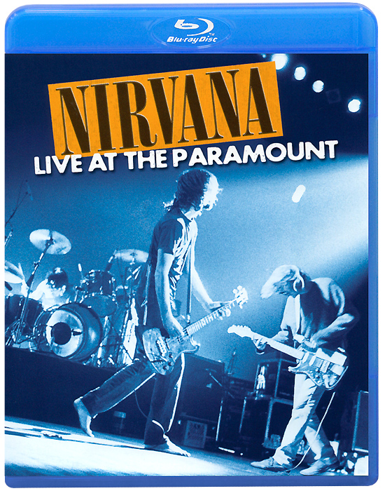 Nirvana: Live At The Paramount (Blu-ray) blu ray диск joel billy live at shea stadium 1 blu ray