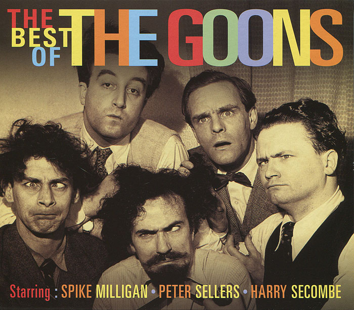 The Goons The Goons. The Best Of The Goons (2 CD) the open golf championship 2018 day 2