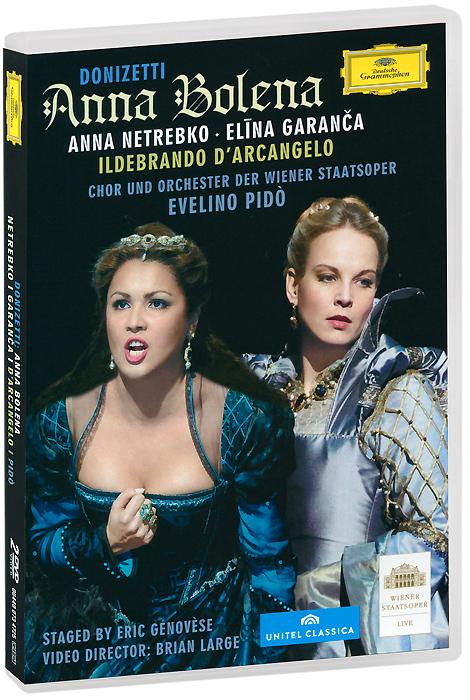 Donizetti, Evelino Pido: Anna Bolena (2 DVD) кеды enrico coveri enrico coveri en717amtrv17